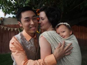 Fall Wedding in Tekhni Olympus Chai