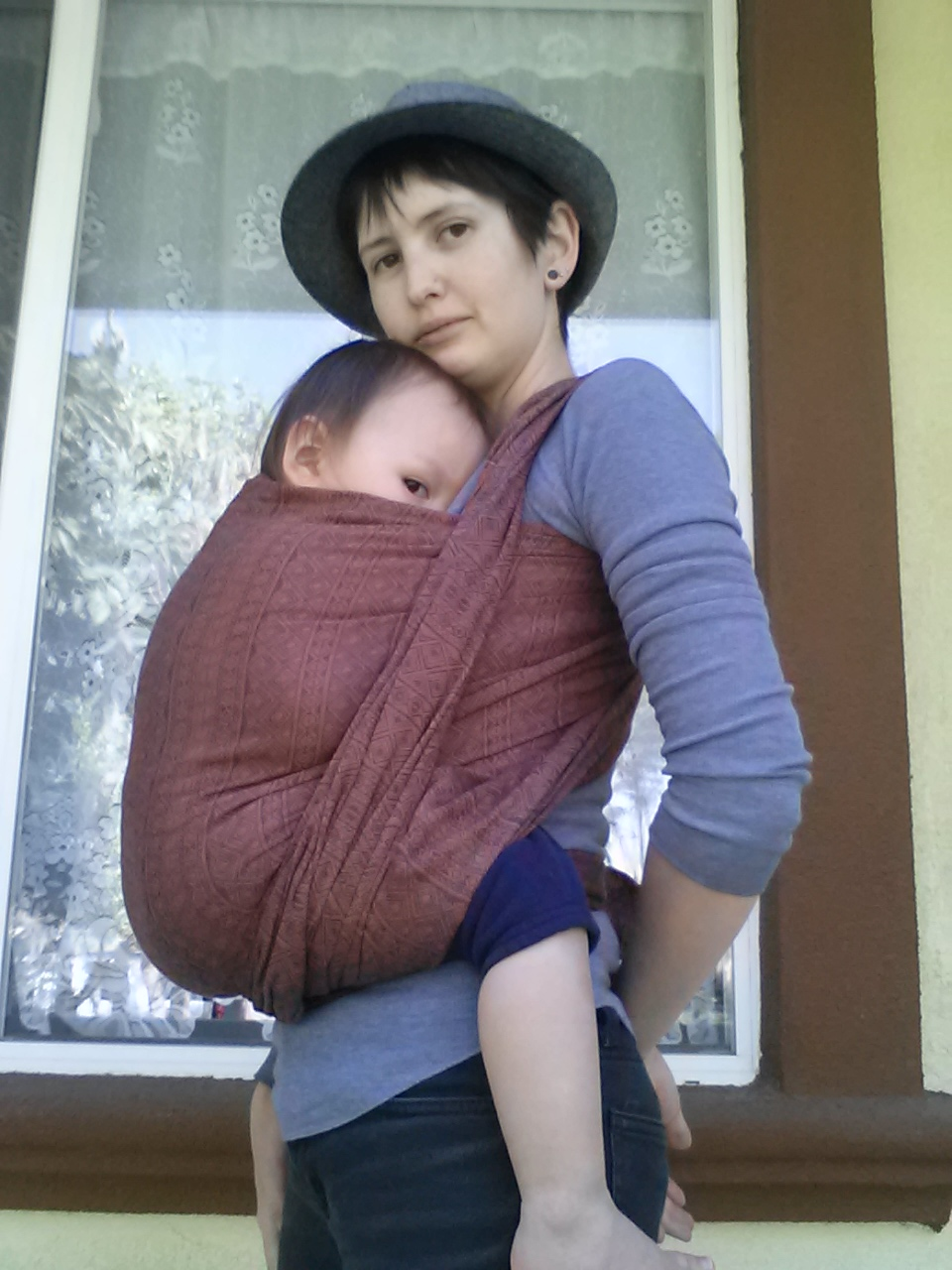 So You Want To Buy A Woven Modern Babywearing