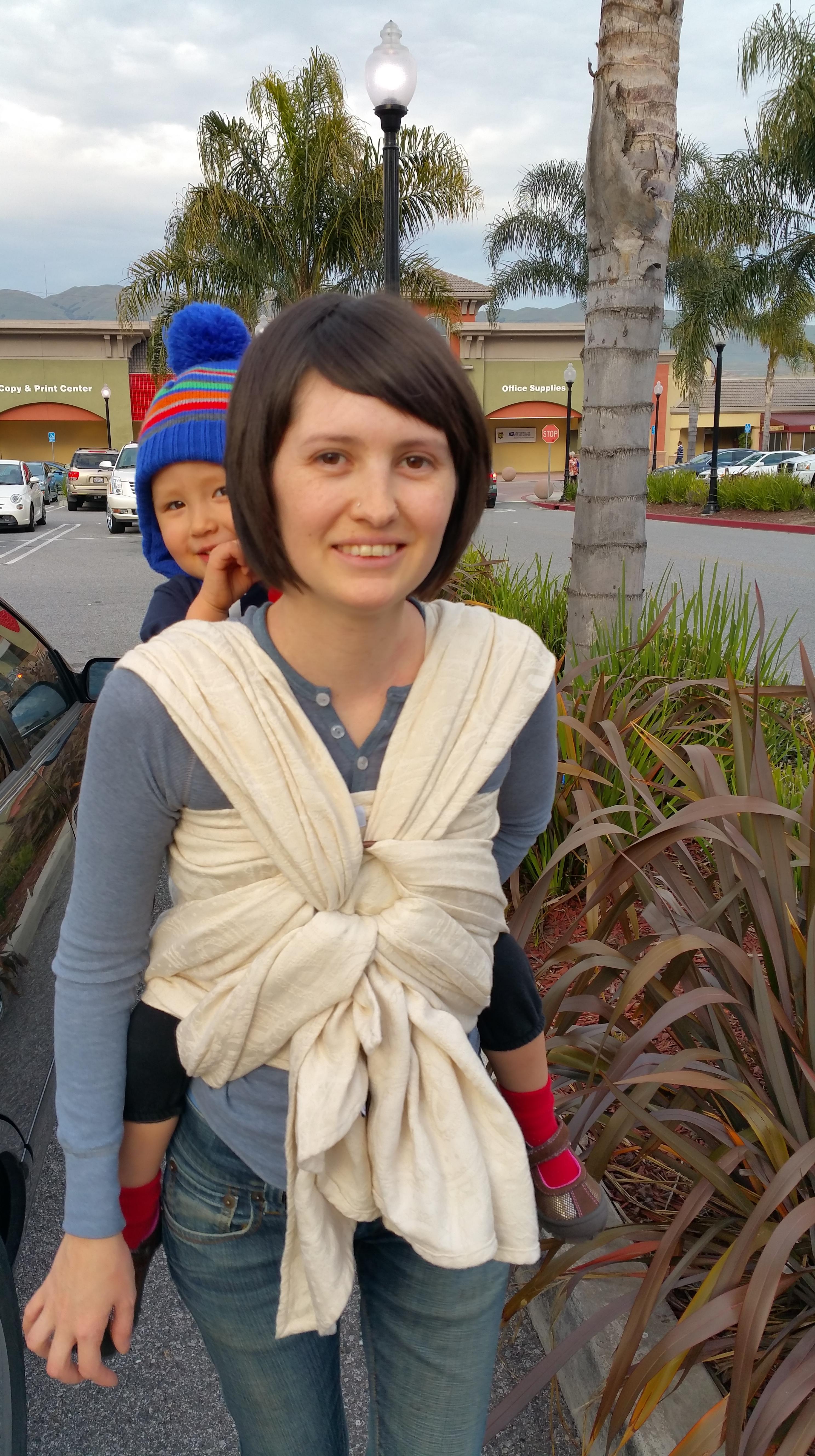 So You Want To Buy A Woven Modern Babywearing